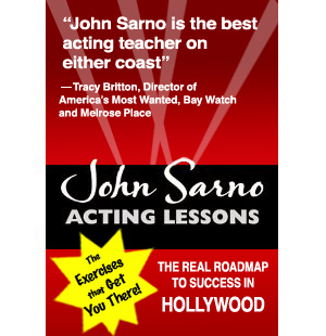 Acting Lessons - Learn the Exercises that Get You There