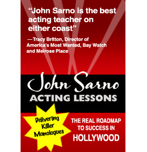 Acting Lessons - How to Deliver Killer Monologues